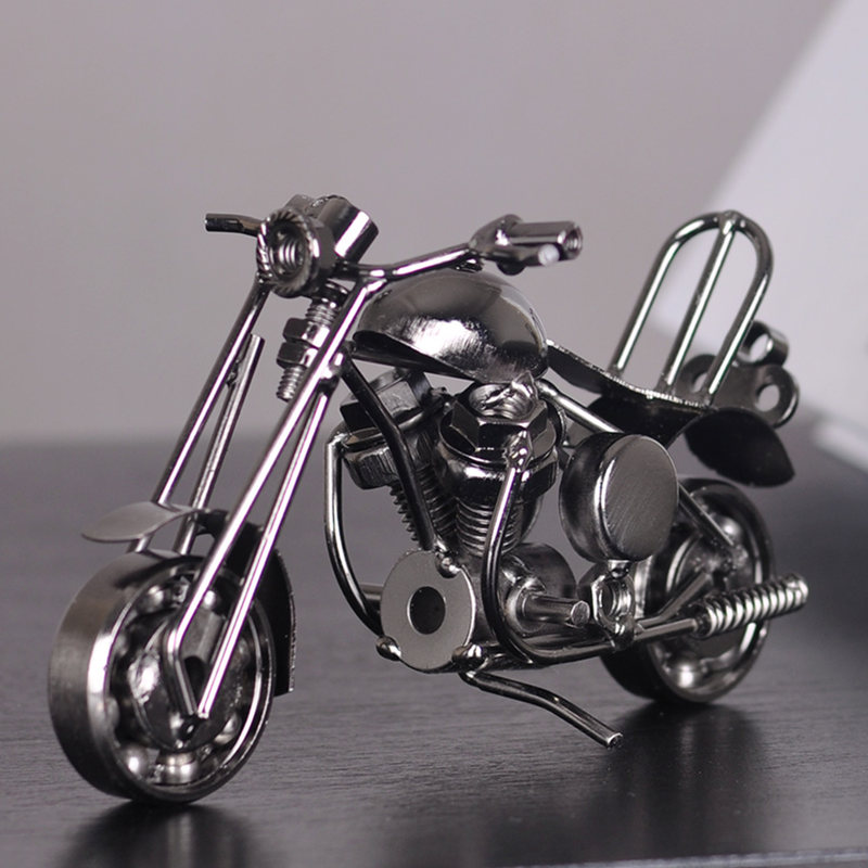 1:12 Handcraft Metal Motorcycle Model Mini Moto Vehicles Diecast Metal Kids Toys Best Collection Gifts 20-Kinds