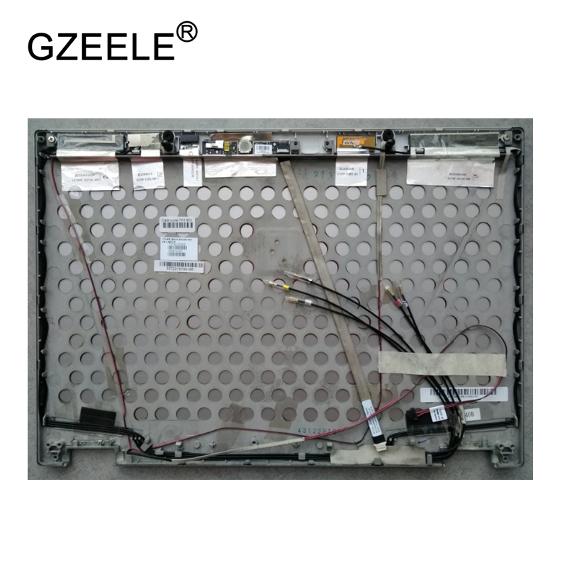 GZEELE New LCD top case Rear Display <font><b>cover</b></font> Assembly For <font><b>HP</b></font> EliteBook <font><b>8440P</b></font> back <font><b>cover</b></font> back shell image
