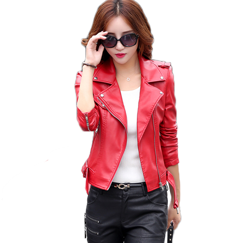 Online Get Cheap Red Leather Jacket -Aliexpress.com | Alibaba Group