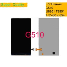 4.5 For Huawei Ascend G510 LCD Display Screen Pantalla Monitor HUAWEI U8951 T8951 Replacement
