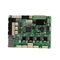 Creality 3D CR 10 5S 500*500*500mm Replacement Mainboard/motherboard For CREALITY 3D CR 10 5S Printer PARTS