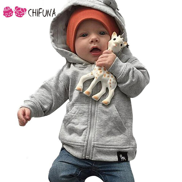ebf9d57c8d00 2017 New Hot Spring Autumn Kids Hoodies Jacket Boys Girls Unisex ...