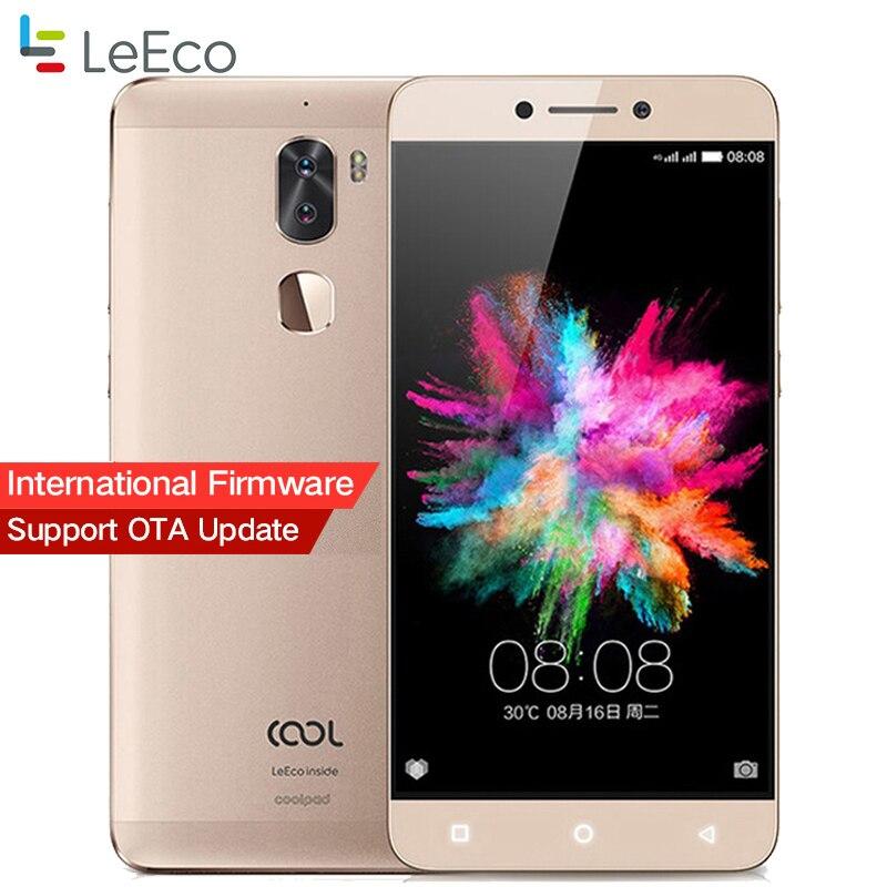 Ursprüngliche Letv Kühle 1 Dual Leeco Coolpad Cool1 Snapdragon 652 Handy 3 GB RAM 32 GB 5,5