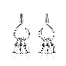 Everoyal Personality 925 Sterling Silver Earrings For Women Accessories New Arrival Girls Stud Jewelry Trendy