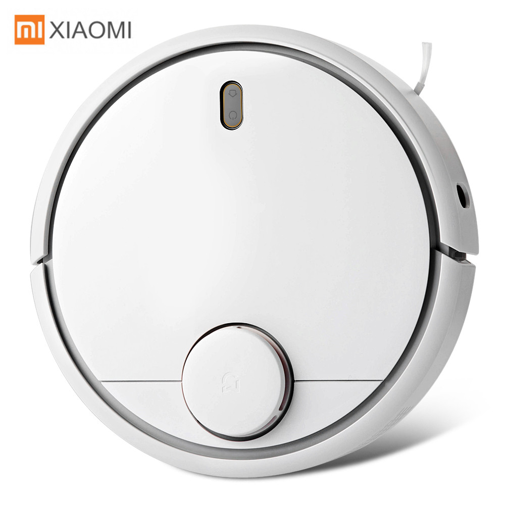 New Original XIAOMI Roborock S50 Robot Vacuum Cleaner 2 Smart Dust Cleaning For Home Office Automatic Sweep Mopping App Control eworld m883 vacuum cleaner smart sweeping rechargeable robot vacuum cleaner remote controlled automatic dust home cleaner
