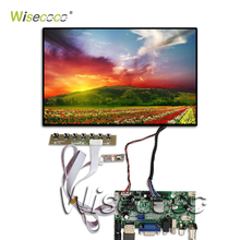 цена на 10.1 LCD Display Screen TFT LCD Monitor N101ICG-L21+Kit HDMI VGA lvds  Input Driver Board For Monitoring equipment diy project