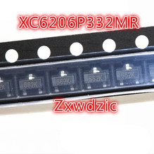 100pcs XC6206P332MR SOT-23 SOT XC6206P332 SOT23 XC6206 SMD(662K) 3.3V/0.5A  new and original sx1308 b628 2a sot 23 25v