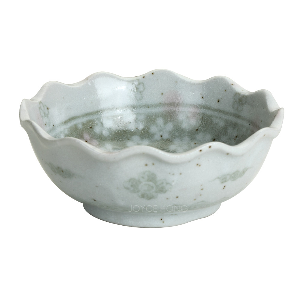 Snack Bowl Side Dish Appetizer Plate Dipping Dip Sauces Dish Small Ceramic Bowls in Bowls from Home Garden