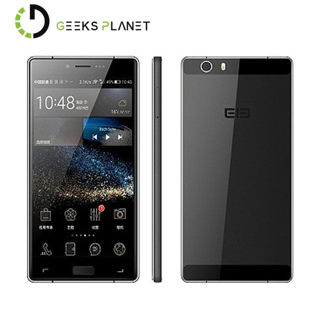 Original Elephone M2 Mobile Phone MTK6753 1.3GHz Octa Core 5.5 inch FHD Screen 3G RAM 32GB ROM Andriod 5.1 4G LTE Smartphone