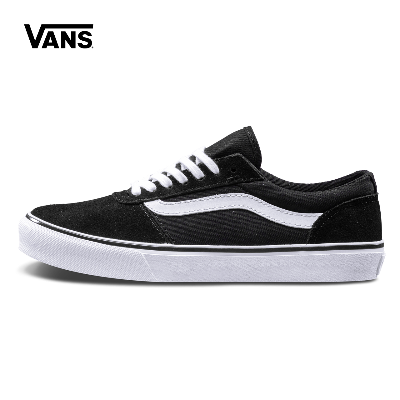 Original New Arrival Vans Women's Active Maddie Low-top Skateboarding Shoes Sneakers Outdoor Canvas Comfortable VN0A3IL2IJU