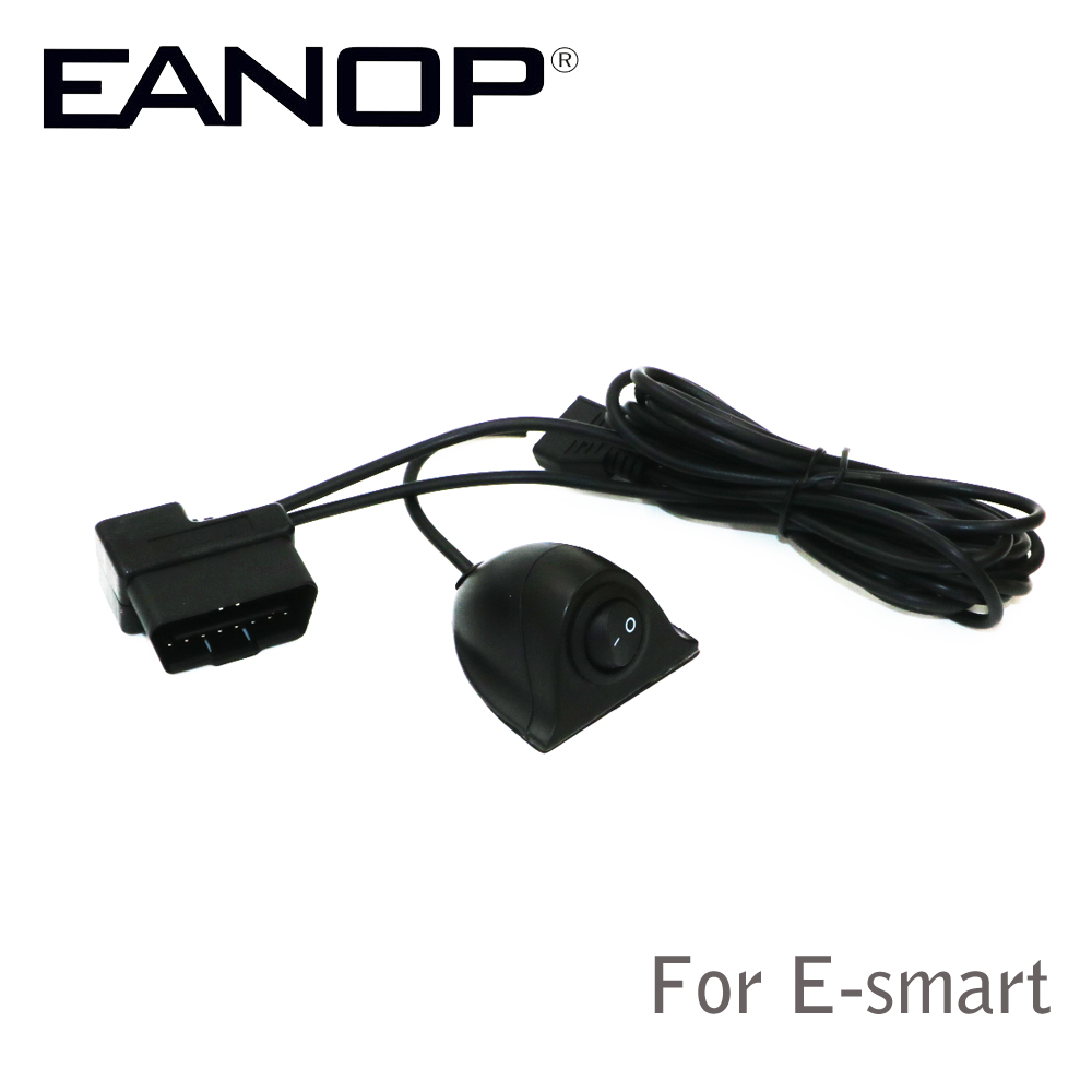 EANOP HUD Head Up Display Switch Cable OBD2 Connector For E-smart I-Smart Car HUD