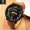 2016 YAZOLE Relógios Homens Assistir Esportes Top Marca de Luxo Famoso Relógio De Pulso Masculino Relógio Ocasional Relógio de Forma Relógio de Quartzo-E56