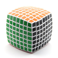 Professional Cube 7x7x7 7.0cm Speed For Magic cubes antistress puzzle Neo Cubo Magico Sticker For Children adult Education toys