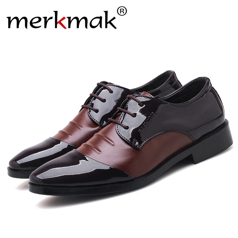 Summer Mesh Spring Leather Dress Shoes Breathable Men Formal Business Oxfords Plus Size 38-48 For Sale Men Dress Shoes Formal Shoes