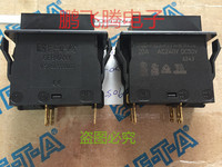 Original new 100% 3120 F523 P7T1 W19XG4 20A high current rocker switch with LED 4pin 2gear