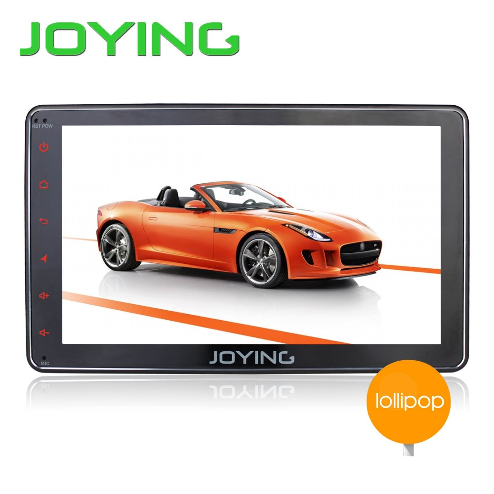 1 din Universal Android Auto radio stereo Quad Core 8inch car media player Android 5.1 HD Touch screen Capacitive GPS car radio