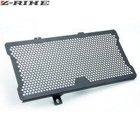 New Aluminium Radiator Cover Protector Of Motorcycle Protective Cover Protective Grill For Kawasaki Ninja650 ER 6N