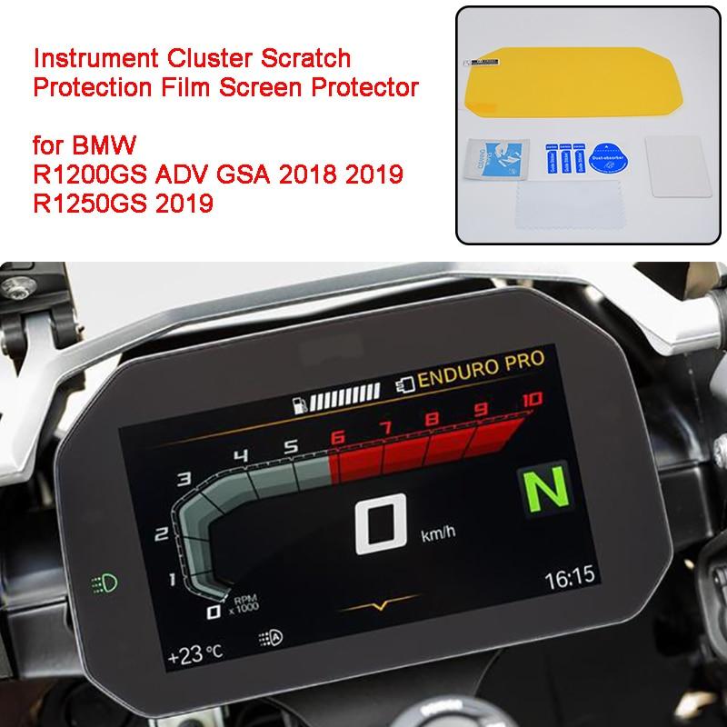 KKmoon Prot/ège-housse de Protection Film de Protection pour Moto pour Moto BM W R1200GS R1250GS F750GS F850GS Protection Film Jaune