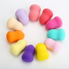 10pcs Makeup Foundation Sponge Cosmetic puff Powder Smooth Beauty make up sponge beauty tools Gifts