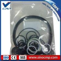 PC240LC 6 pompa hydrauliczna usługi naprawy zestaw uszczelek do koparki Komatsu  3 miesięcy gwarancji|kit kits|kit repairkit seal -