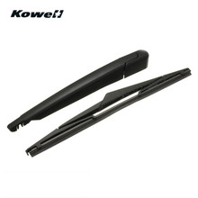 KOWELL Rear Windshield Wiper Blades Refill Brushes for Car Janitors for Vauxhall Astra MK5 H Hatchback 03-09 Windscreen Washer