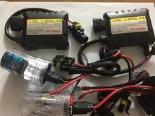 Kit OCULTADO Xenón 55 W H1 H3 H4 H7 H8 H9 H11 9005 HB3 9006 HB4 881 H27 car styling H7 faros de xenón lámpara de los faros de automóviles bombillas