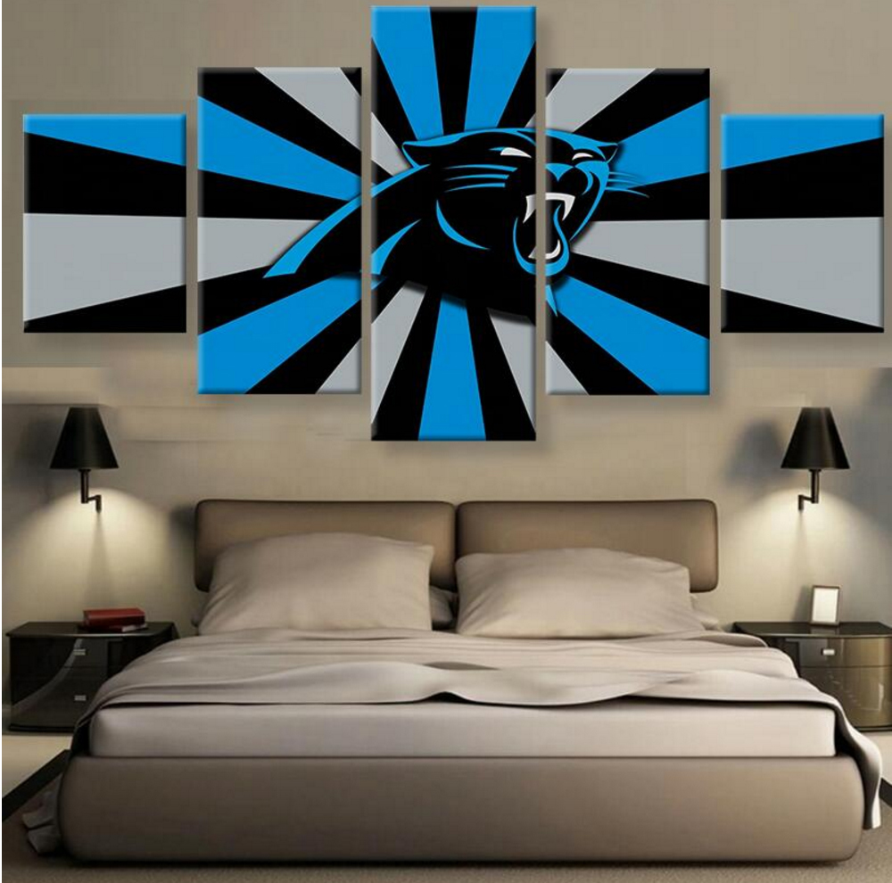 Carolina Panthers Wall Art Online Get Cheap American Football Wall Picture   Aliexpress
