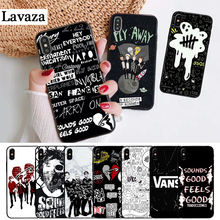 купить Lavaza 5 Seconds of Summer Silicone Case for iPhone 5 5S 6 6S Plus 7 8 11 Pro X XS Max XR по цене 105.51 рублей
