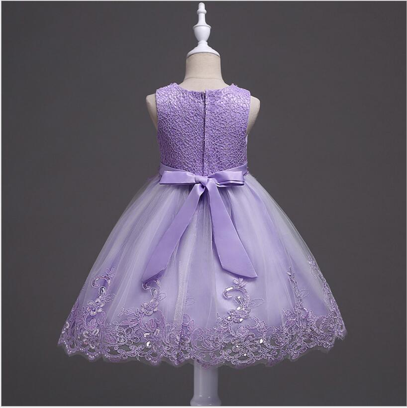 Girls Clothes New Summer Dress Children Clothing Party Wedding Dress ...