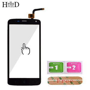 Image 4 - 100% Touch Screen Digitizer Glass Panel For ZTE Blade L2 plus L370 C370 L2Plus Front Touchscreen Adhesive+ Screen Protector Gift