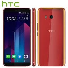 Original new HTC U11 Plus Mobile Phone 6GB 128GB Snapdragon