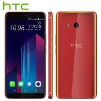 Original nouveau HTC U11 Plus téléphone Mobile 6 GB 128 GB Snapdragon 835 Octa Core 6.0 pouces Android 8.0 IP68 étanche à la poussière téléphone