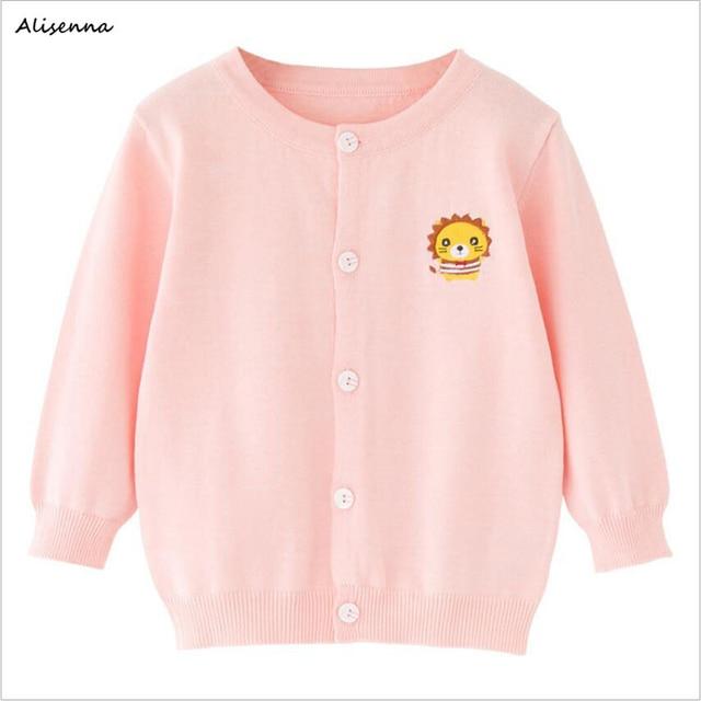 eec6a1119 Alisenna Toddler Boy Winter Sweater Cartoon Design Baby Knitted ...