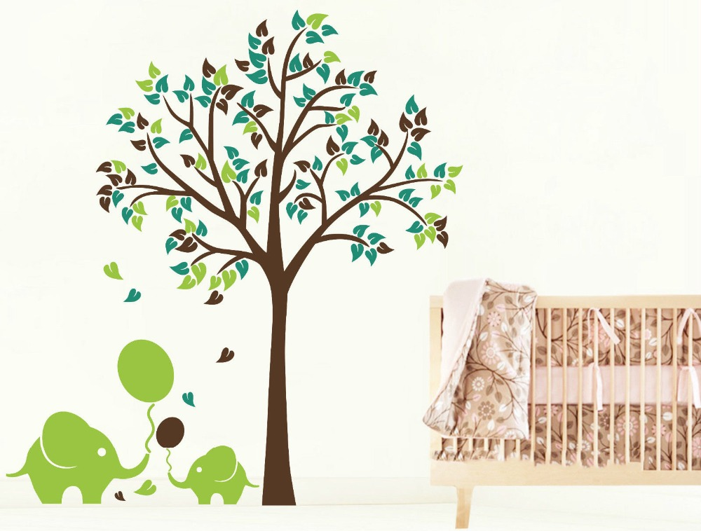 Compare prices on elephant wall mural online shopping buy for Elephant wall mural