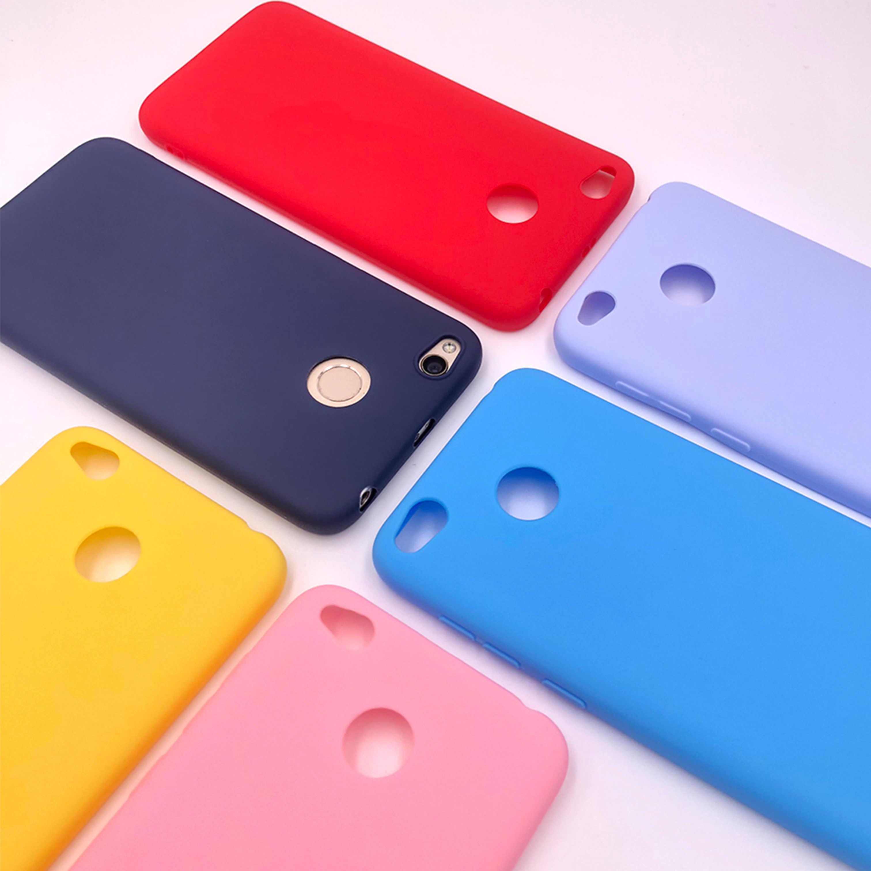 Xiaomi Redmi 4X シリコンかわいい Redmi 4X プロキャディマットケース Xiaomi Redmi4X 電話シェル新