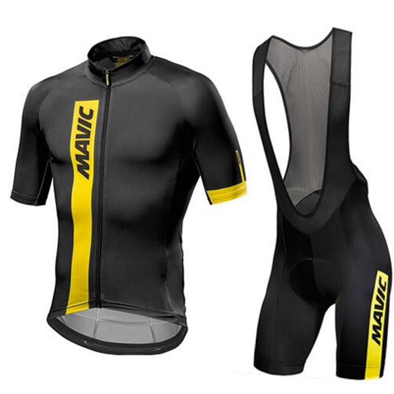 font b MAVIC b font Cycling Jersey Men 9d Gel Pad Bike Shorts Ropa Ciclismo
