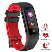 Tezer Original G16 fitness tracker smart band men women heart rate health date monitor smart wristband  with blood pressure