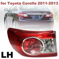 TO2804111 81560 02580 PMMA Replacement Red Driver Rear Left Side Tail Light Brake Lamp For