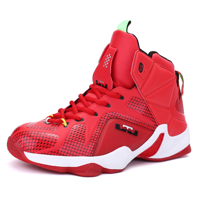 eef1313a6 Basket Homme 2018 New Brand Men Cool Sneakers Retro Basketball Shoes Men  Gym Sneakers Outdoor Athletic Deportiva Jordan Shoes