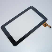 "Nuevo 7 "" pulgadas Panel de pantalla táctil digitalizador de vidrio para Ritmix RMD-726 Tablet PC"
