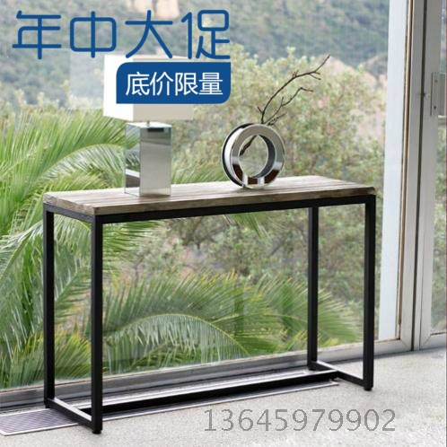 Tremendous Continental Antique Iron Wood Side Table Loft Style Wrought Inzonedesignstudio Interior Chair Design Inzonedesignstudiocom