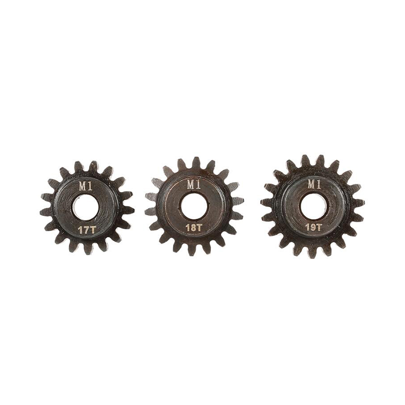 Image 3 - SURPASSHOBBY 3Pcs M1 5mm 11T 13T/14T 16T/17T 19T/20T 22T Pinion Motor Gear for 1/8 RC Buggy Car Monster Truck-in Parts & Accessories from Toys & Hobbies