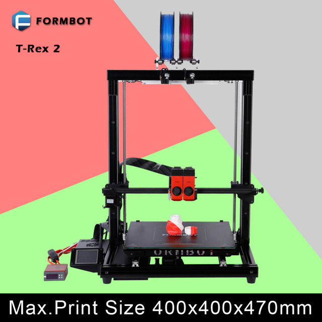 direct manufacturer big building volume 3d printer compatible with ABS, Nylon, Wood, Carbon Fiber and Metal filament