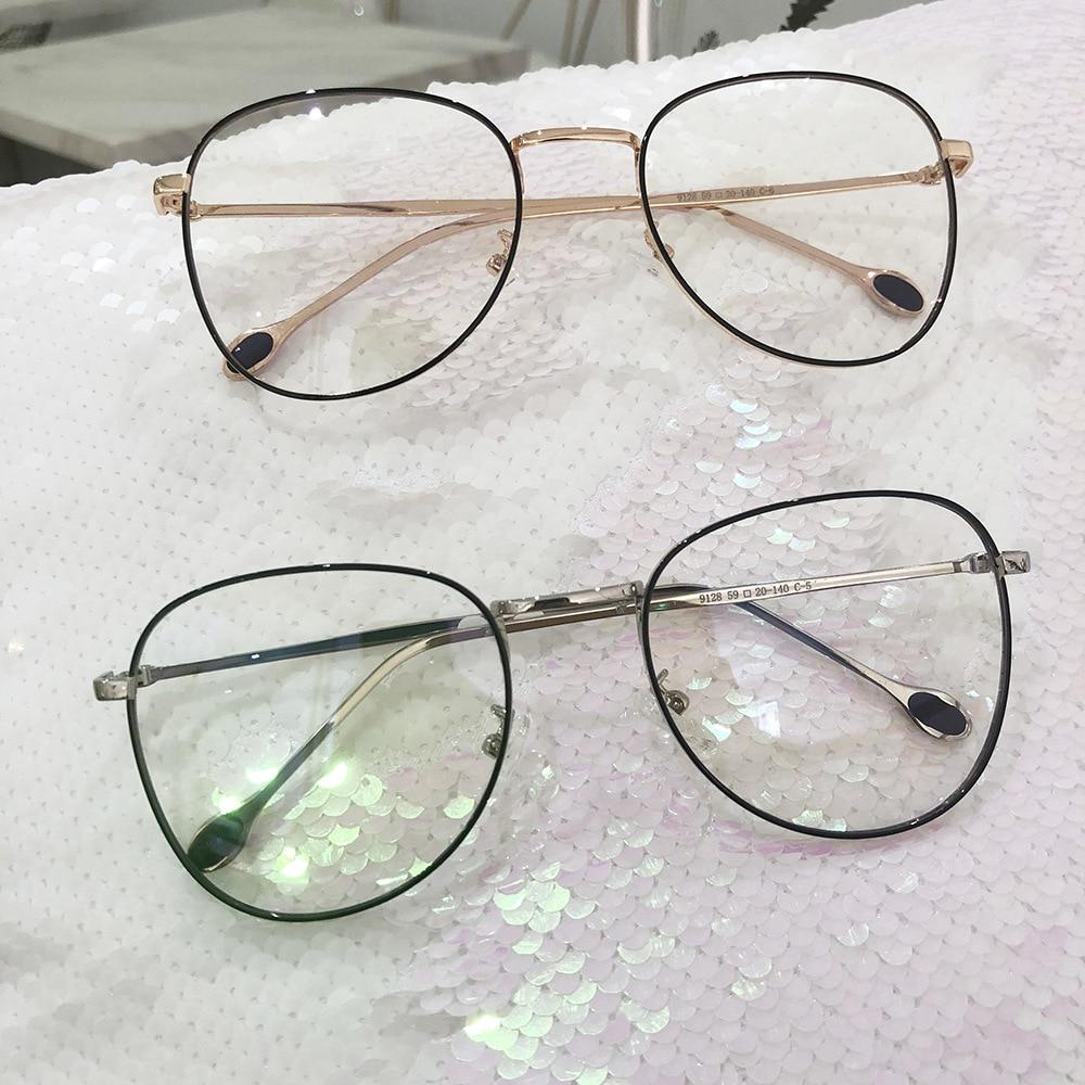 254232c660 MS 2018 Fashion Eyeglasses Women Optical Spectacle Frame Computer Reading  glasses frame oculos de grau feminino