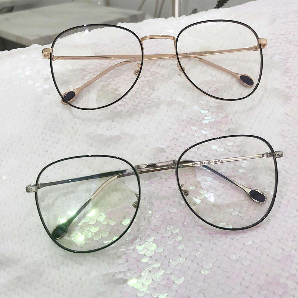 MS 2018 модные очки Для женщин оптический зрелище кадр Компьютер Чтение очки кадр Óculos де грау feminino армасан