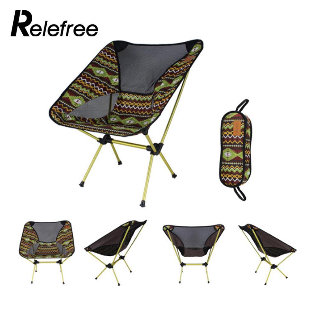 3 couleur tabouret pliant siège Camping chaise pratique voyage chaise pliante Camping plage chaise