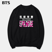 b9cdb210682a5 BTS BangTan Boys WINGS Hoodies Men Plus Size Fashion Funny Sweatshirt Men  Comfortable Kpop Harajuku Mens