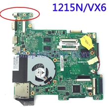 1215N/VX6 Laptop motherboard REV2.0 For ASUS EEE PC 1215N/VX6 1215N 1215 mainboard 100%Tested Working fully tested free shipping цена