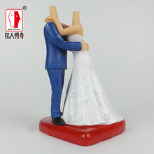 Wedding Cake Topper Personalized Custom real doll custom clay dolls fixed resin body SR116 creative gifts