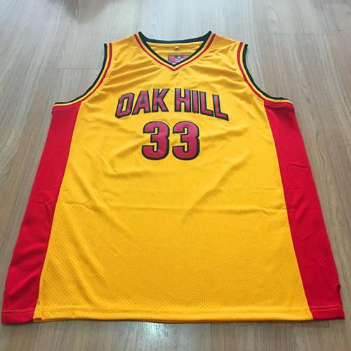 Kevin Durant Jersey 33 Oak Hill High School Basketball Jersey Throwback Mens College jersey Sport Shirt All stitched